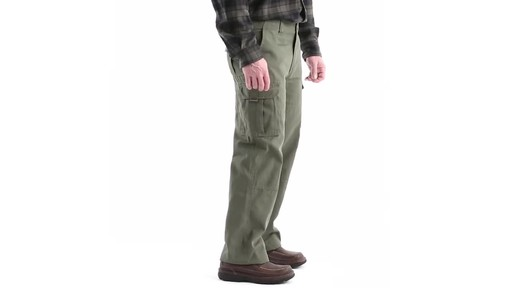 Guide Gear Men's Outdoor Cargo Pants 360 View - image 2 from the video