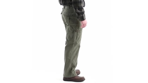 Guide Gear Men's Outdoor Cargo Pants 360 View - image 3 from the video