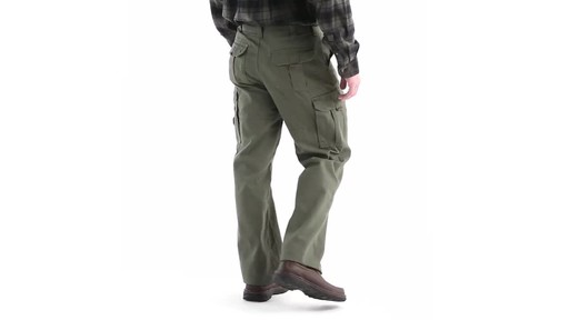 Guide Gear Men's Outdoor Cargo Pants 360 View - image 4 from the video