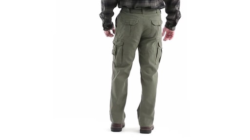 Guide Gear Men's Outdoor Cargo Pants 360 View - image 5 from the video