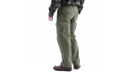 Guide Gear Men's Outdoor Cargo Pants 360 View - image 6 from the video