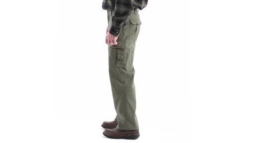 Guide Gear Men's Outdoor Cargo Pants 360 View - image 7 from the video