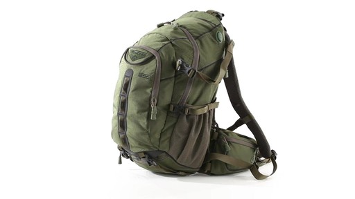 Tenzing TZ 2220 Day Pack Hunting Backpack 360 View - image 1 from the video