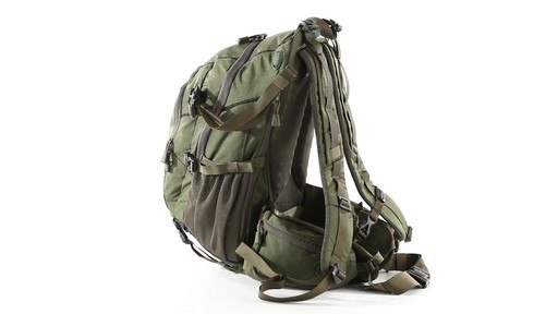 Tenzing TZ 2220 Day Pack Hunting Backpack 360 View - image 10 from the video