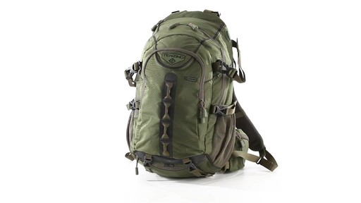 Tenzing TZ 2220 Day Pack Hunting Backpack 360 View - image 2 from the video