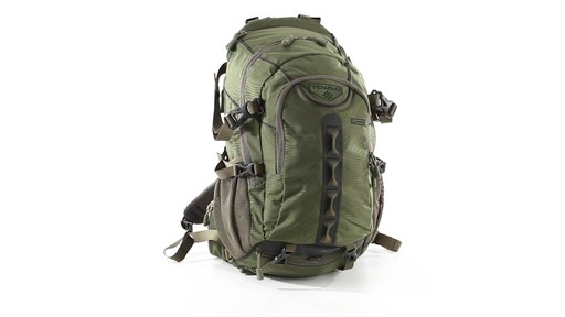 Tenzing TZ 2220 Day Pack Hunting Backpack 360 View - image 3 from the video