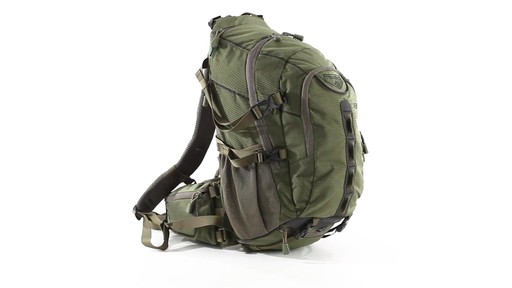 Tenzing TZ 2220 Day Pack Hunting Backpack 360 View - image 4 from the video