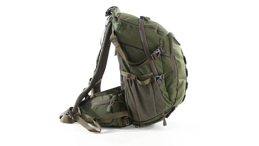 Tenzing TZ 2220 Day Pack Hunting Backpack 360 View - image 5 from the video