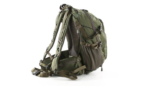 Tenzing TZ 2220 Day Pack Hunting Backpack 360 View - image 6 from the video