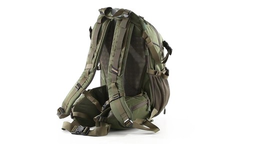 Tenzing TZ 2220 Day Pack Hunting Backpack 360 View - image 7 from the video