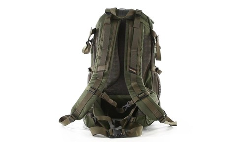 Tenzing TZ 2220 Day Pack Hunting Backpack 360 View - image 8 from the video