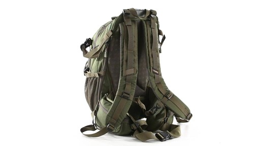 Tenzing TZ 2220 Day Pack Hunting Backpack 360 View - image 9 from the video