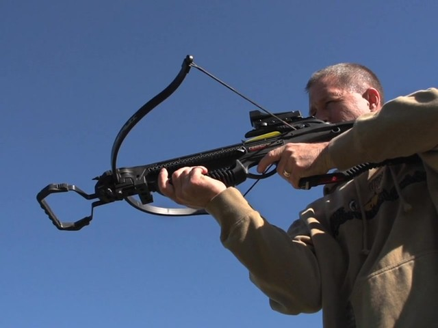 Barnett™ Recruit Recurve Crossbow - image 1 from the video