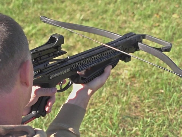 Barnett™ Recruit Recurve Crossbow - image 2 from the video