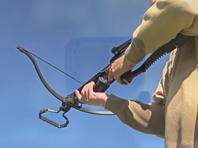 Barnett™ Recruit Recurve Crossbow - image 8 from the video