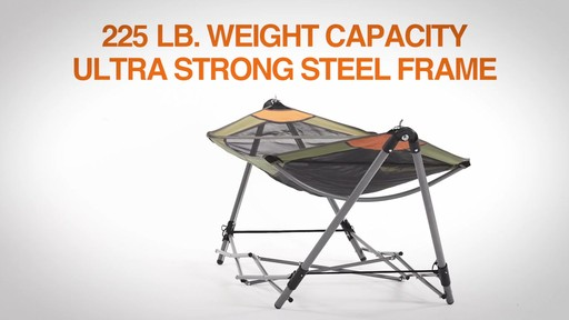 Guide Gear Portable Folding Hammock - image 6 from the video