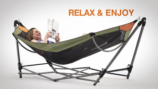Guide Gear Portable Folding Hammock - image 8 from the video