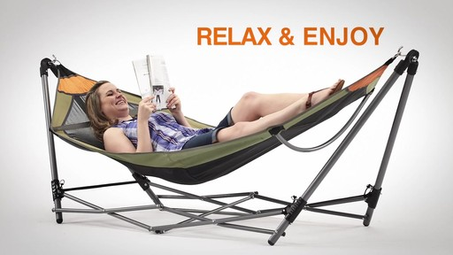 Guide Gear Portable Folding Hammock - image 9 from the video