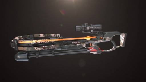 Ravin R20 Sniper Crossbow Package Gunmetal Grey - image 4 from the video