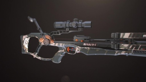 Ravin R20 Sniper Crossbow Package Gunmetal Grey - image 7 from the video