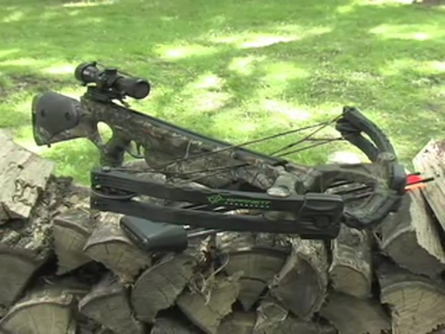 Barnett® Predator Crossbow Kit with 4x32 mm Scope - image 1 from the video