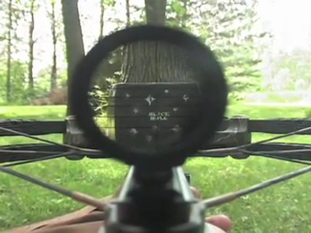 Barnett® Predator Crossbow Kit with 4x32 mm Scope - image 6 from the video