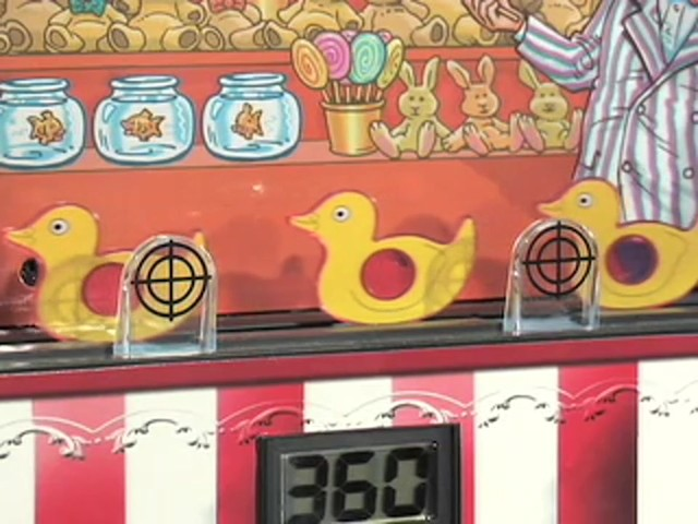 Duck Shoot Arcade Game  - image 1 from the video
