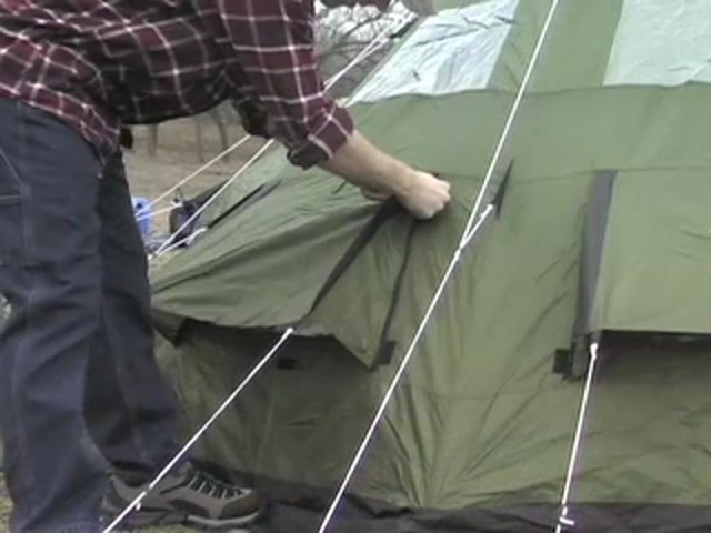 Guide Gear® 10x10' Teepee Tent - image 4 from the video