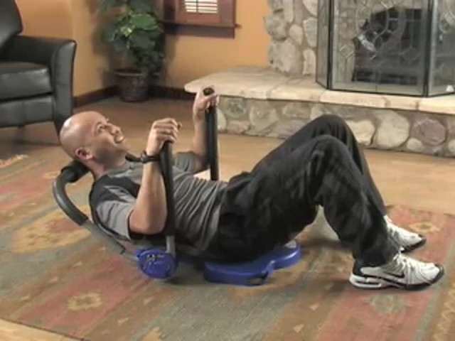 Multi - Flex Core Pro Ab Gym Home Ab Machine - image 4 from the video