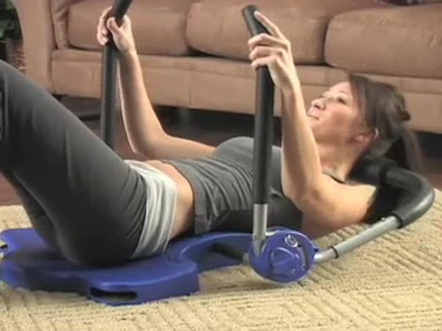 Multi - Flex Core Pro Ab Gym Home Ab Machine - image 5 from the video