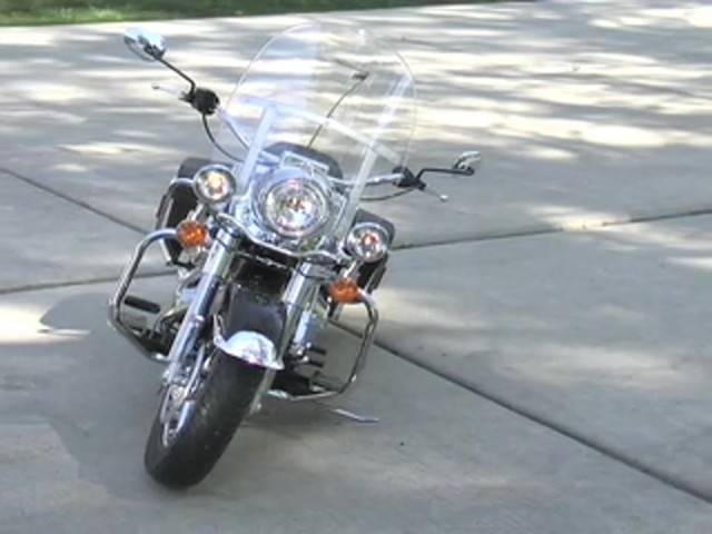 Harley - Davidson® Road King Radio - controlled Scale Model Motorcycle - image 6 from the video