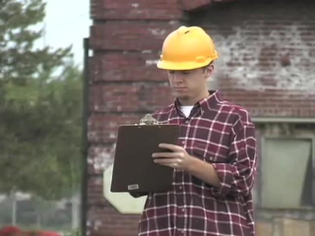 """Men's Guide Gear® 8"""" Waterproof Side - zip Duty Boots - image 1 from the video"""