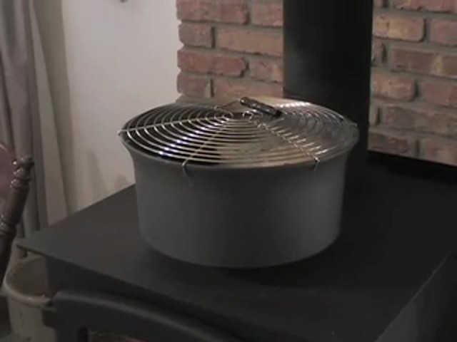 New Military - issue Heater Fan - image 3 from the video