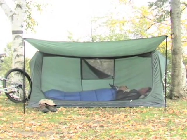 Guide Gear® Sportsmans' Bivy - image 10 from the video