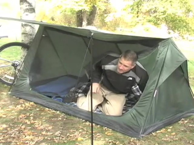 Guide Gear® Sportsmans' Bivy - image 8 from the video