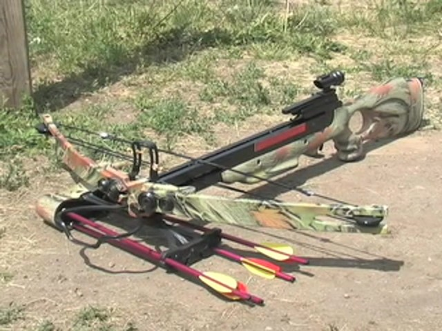 Eagle VI 150 - lb. Compound Crossbow - image 1 from the video