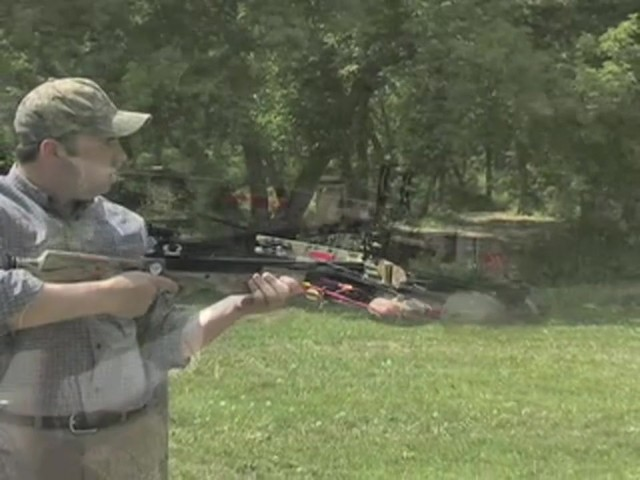Eagle VI 150 - lb. Compound Crossbow - image 4 from the video