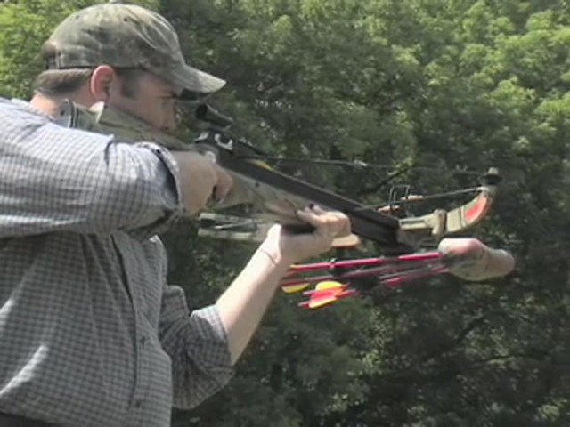 Eagle VI 150 - lb. Compound Crossbow - image 9 from the video