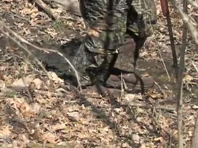 """Men's Waterproof 18"""" Guide Gear® Side - zip Cottonmouth II Snake Boots Mossy Oak® - image 1 from the video"""