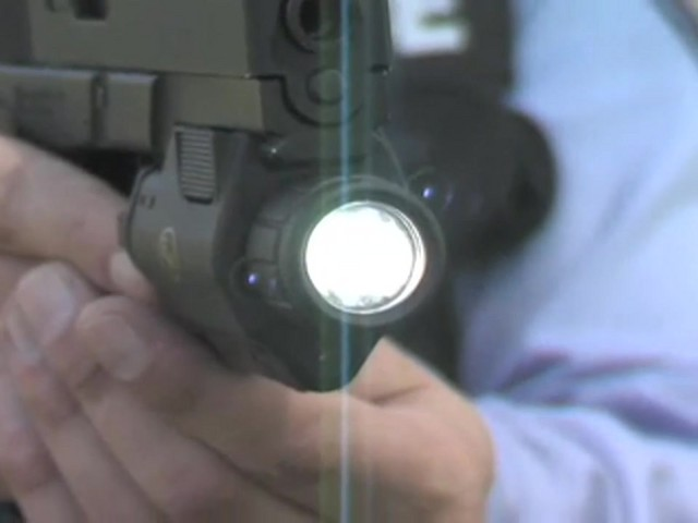 FM Optics™ Tactical Laser / Light Combo - image 2 from the video