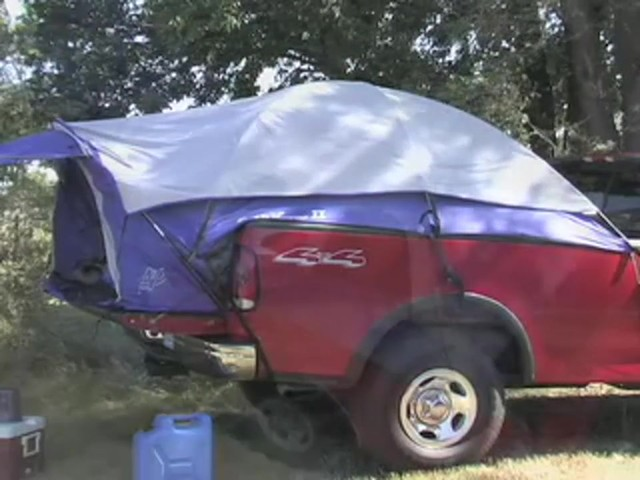 Napier 57122 Full Size Regular Box 57 Series Sportz Truck ...  |Box Truck Tent