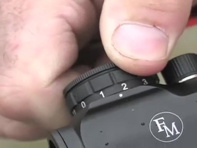 FM Optics™ 1X Mini Micro Red Dot Sight Matte Black - image 4 from the video