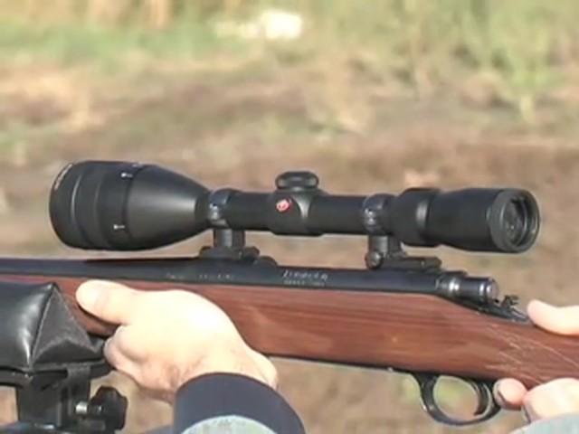 Federal® Intensity™ Optics 3 - 10x44 mm Rifle Scope Matte Black - image 3 from the video