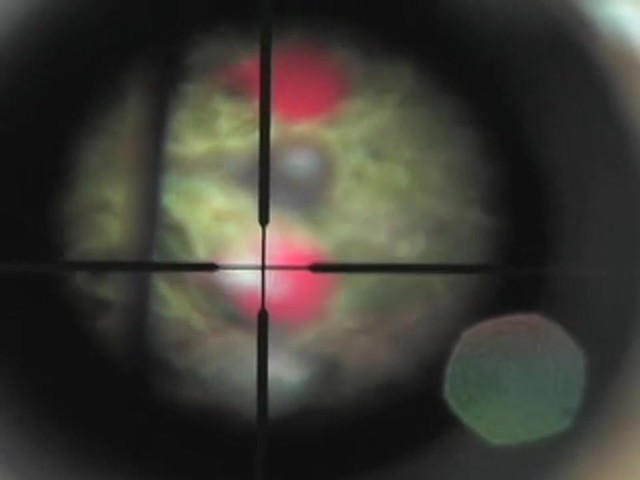 Federal® Intensity™ Optics 3 - 10x44 mm Rifle Scope Matte Black - image 4 from the video