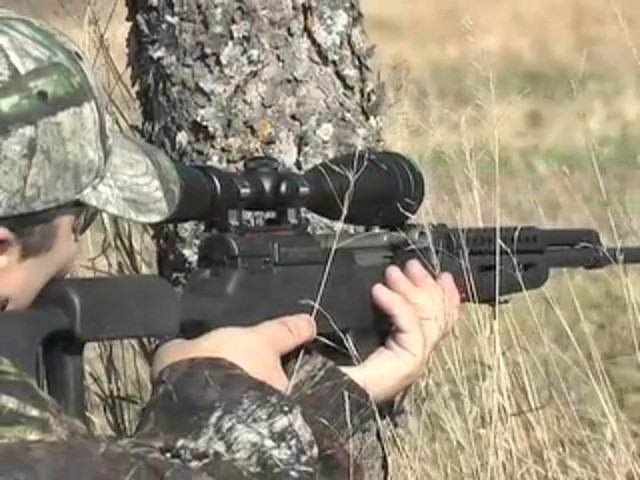 Intensity™ Aspherical 2.8 - 10X 44 mm Rifle Scope - image 9 from the video