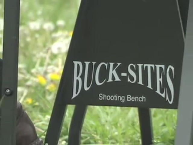 Southwest Tactical™ Buck - Sites™ Shooting Bench - image 1 from the video