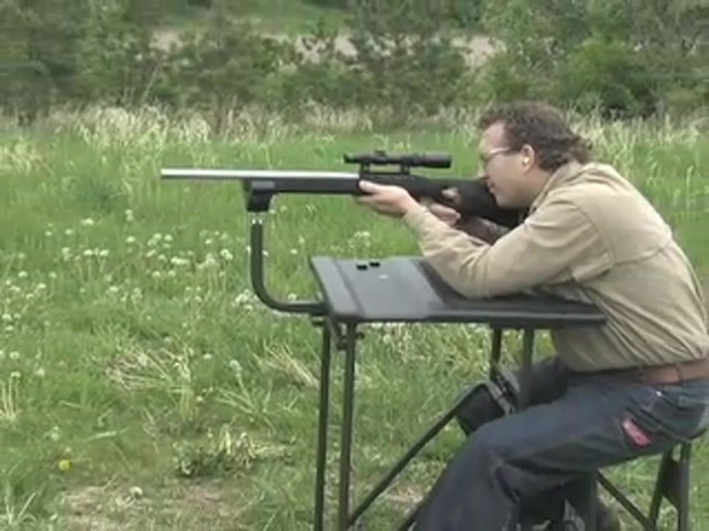 Southwest Tactical™ Buck - Sites™ Shooting Bench - image 2 from the video