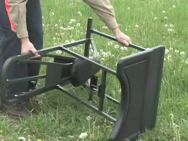 Southwest Tactical™ Buck - Sites™ Shooting Bench - image 3 from the video