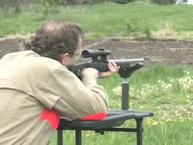 Southwest Tactical™ Buck - Sites™ Shooting Bench - image 4 from the video