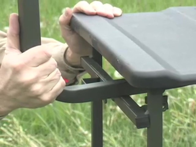Southwest Tactical™ Buck - Sites™ Shooting Bench - image 7 from the video